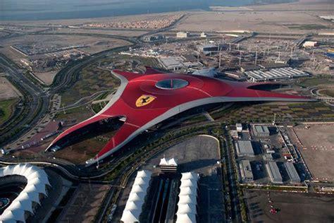 Ferrari World Abu Dhabi Visitabudhabiae