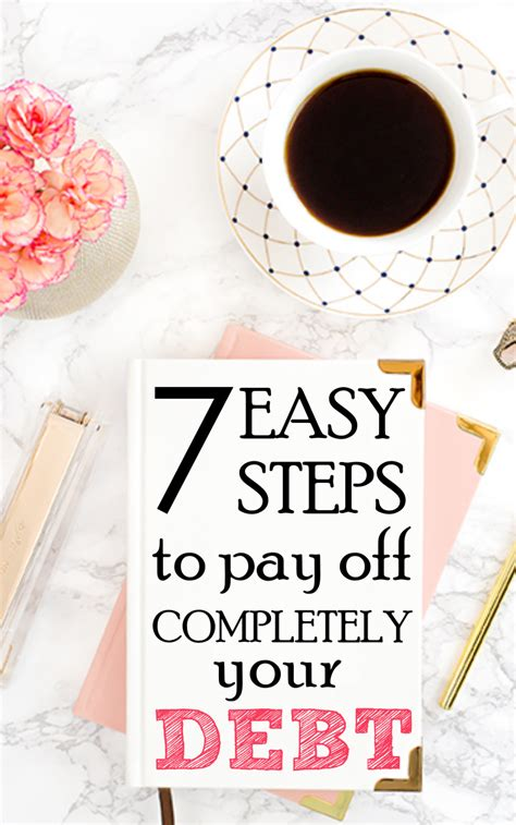 How To Create A Plan To Pay Debt The Budget 7 Steps To Paying Your Debt Passive Income Wise