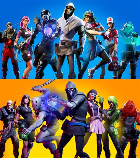 chapter  season  battle pass lineup  epic didnt
