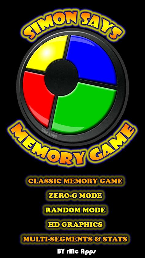 Simon Says - Memory Game for Android - APK Download