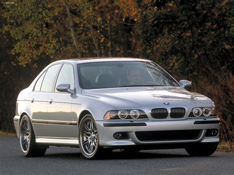 Bmw M5 Us-spec (e39) 1999–2004 Images (1920x1440