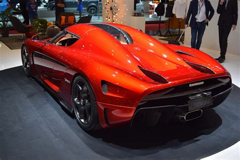 Koenigsegg To Sell The Regera Down Under