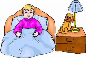 Boy Go to Bed Free Clipart | Free Microsoft Clipart