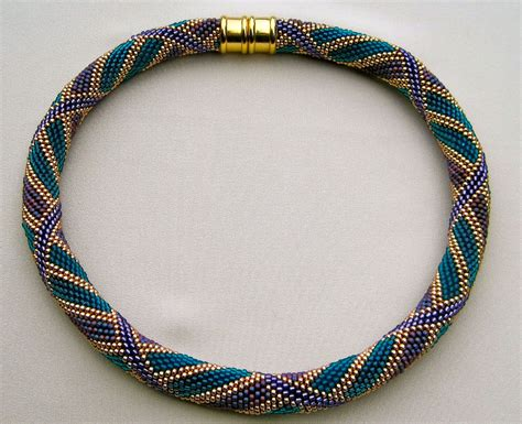 Bead Crochet Pattern Wide Reverse Spiral Crochet Necklace. Tortoise Pendant. Saphire Bands. Light Emerald. Chain Bracelet. Wide Band Womens Wedding Rings. Husband And Wife Bands. Inside Watches. Gold Anklets Online Shopping