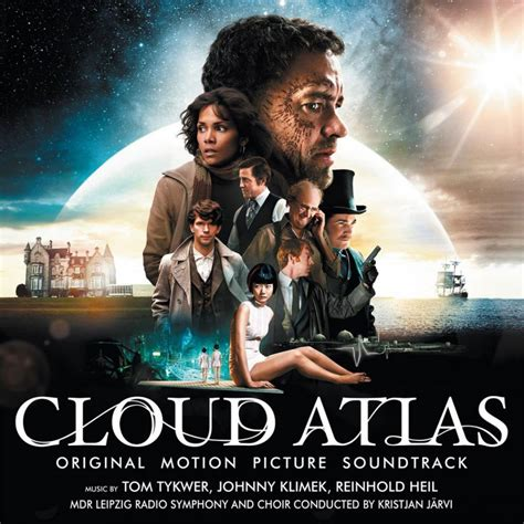 Original Soundtrack  Cloud Atlas (tom Tykwer, Johnny