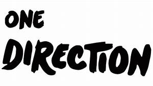 One Direction Logo Png by kozzmiqo on DeviantArt