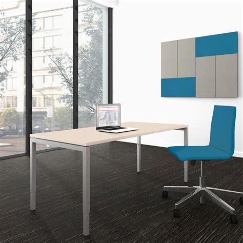 Nova 160x80cm Office Desk Furniture Leasing