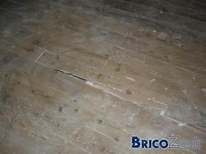 plaques osb sur vieux plancher With parquet osb