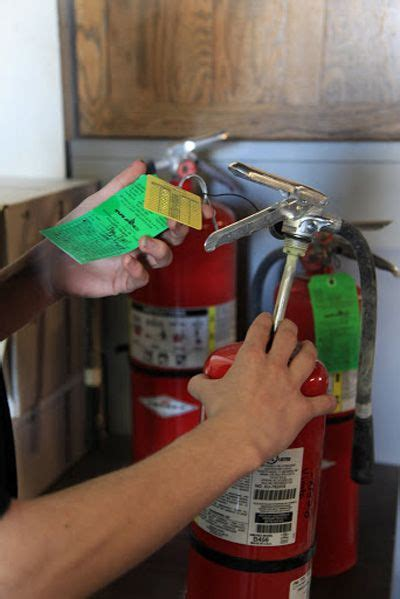 Fire extinguishers — unless they are your livelihood like they are for us — are pretty easy to forget about. Selecting The Right Fire Extinguisher for Your Tulsa or OKC Business | Fire safety checklist ...