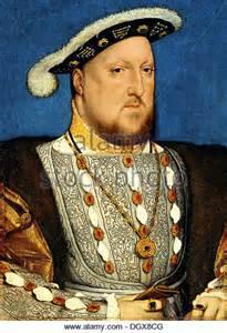 King Henry VIII England