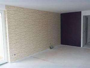 Steintapete Weiß Grau : steintapete grau wohnzimmer raum und m beldesign inspiration ~ Sanjose-hotels-ca.com Haus und Dekorationen