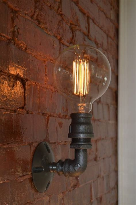 best 25 industrial wall lights ideas on