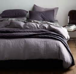 purple grey bedding home decor pinterest