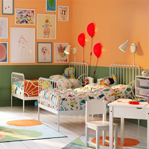 partager une chambre en deux chambre pour deux enfants comment bien l 39 aménager