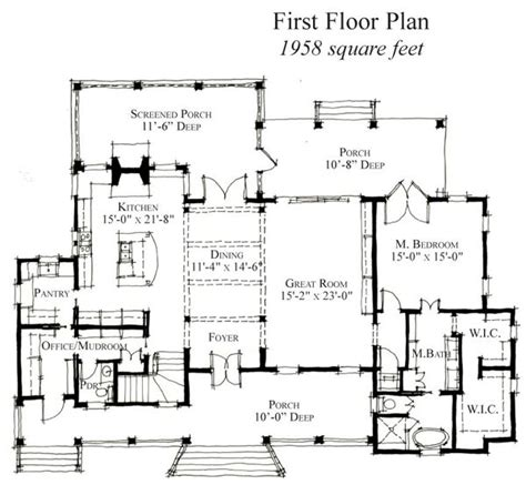 country kitchen floor plans country kitchen house plans homes floor plans 6062