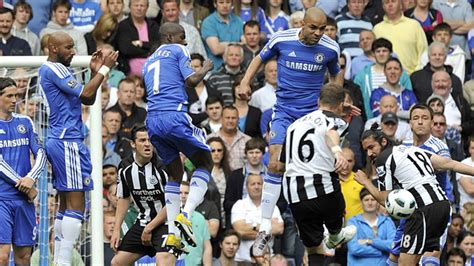 Chelsea 2 - 2 Newcastle - Match Report & Highlights