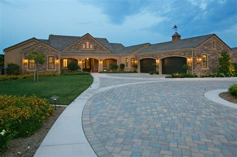 one story home 15 beautiful one story luxury homes home building plans 51451