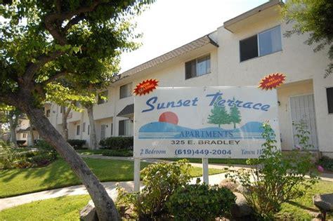sunset terrace apartments sunset terrace apartments rentals el cajon ca