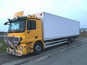 Camion Occasion Mercedes : camion mercedes benz type 2532 ll d 39 occasion soredine camions et v hicules industriels ~ Gottalentnigeria.com Avis de Voitures