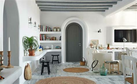 contemporary design   traditional greek ambience