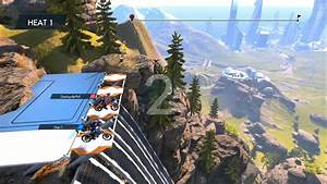 Trials Fusion (PS4) co-op gameplay pt1 - YouTube
