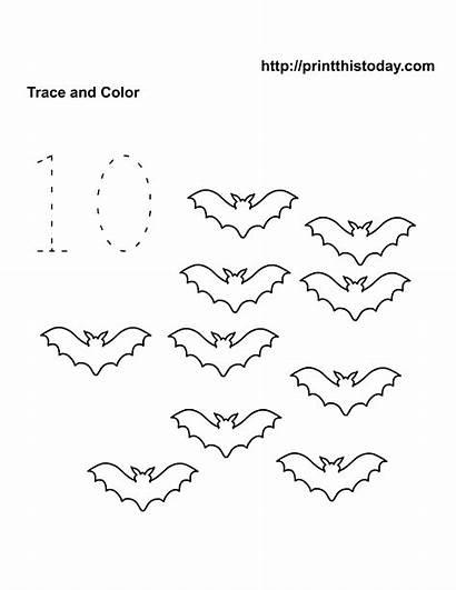 Halloween Math Worksheets Printable Kindergarten Worksheet Number