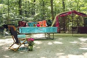 Camping with Style - The Sweetest Occasion