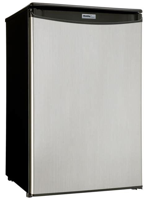 danby designer mini fridge dar044a4bsldd danby designer 4 4 cu ft compact
