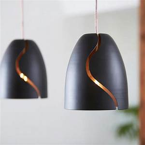 Abat Jour Design : petit abat jour design en m tal pour suspension nud collection ~ Melissatoandfro.com Idées de Décoration