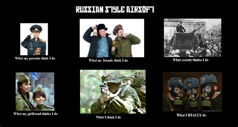 Airsoft Memes - russian memes