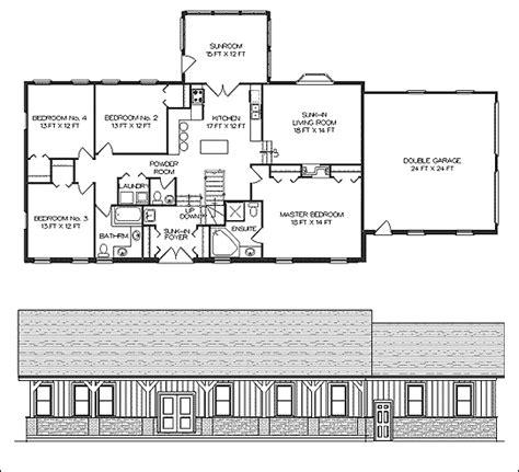 pole barn home floor plans home plans dream home