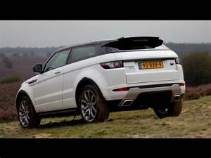 Range Rover Evoque Sd4 : range rover evoque sd4 review youtube ~ Medecine-chirurgie-esthetiques.com Avis de Voitures