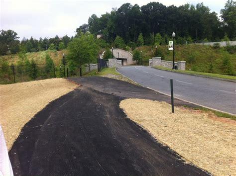 Piedmont Park Parking Deck by Pedestrian Access To Piedmont Park From The Atlanta