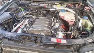 Audi B6 S4 First Start After Engine Change