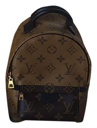 louis vuitton palm springs mini  reverse monogram