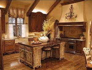 wall paint ideas for kitchen country kitchen decor combines charm and rustic