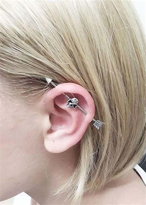 piercing orecchio origini tendenze  orecchini da