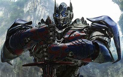 Optimus Prime Transformers Extinction Age Desktop Movies