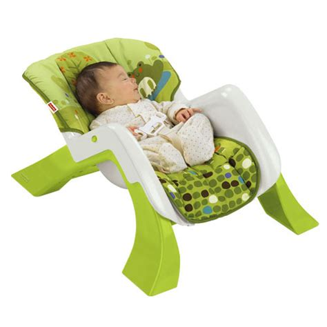 Fisherprice 4in1 Baby System Infant Swing And Infant Seat