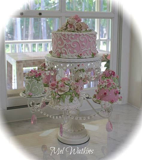 shabby chic cake stands my shabby chic cake stand my pink and shabby chic home pinterest