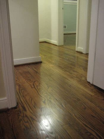 Expect   Refinish  Wood Floors