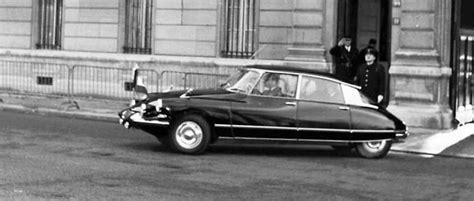 general voiture charles de gaulle c 233 l 233 br 233 en chine avec sa ds 19 automobile