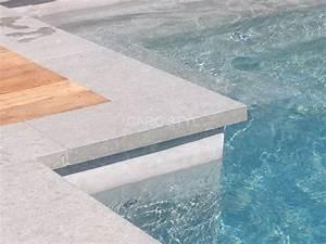 margelle travertin leroy merlin meilleures images d With margelle noire pour piscine