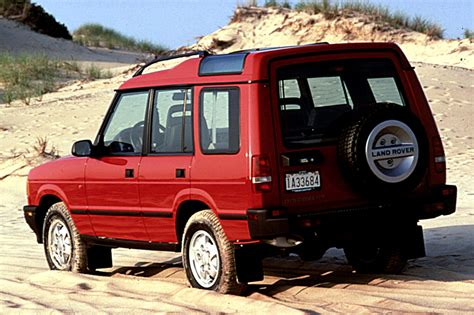 land rover discovery consumer guide auto