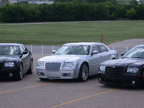 chrysler 300 vs phantom why do people driving chrysler 300 39 s think they 39 re in a