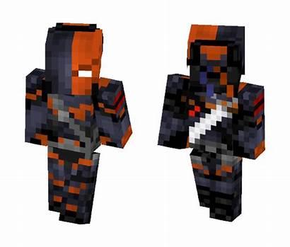 Deathstroke Minecraft Skin Skins Superminecraftskins Male