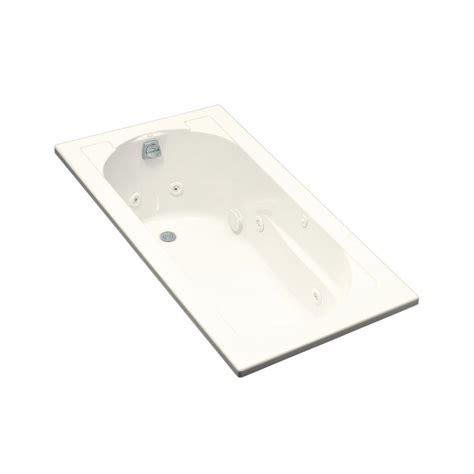 45 Ft Drop In Bathtub by Kohler Devonshire 5 Ft Acrylic Oval Drop In Whirlpool