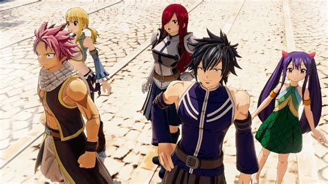 fairy tail ps hands  preview playstation lifestyle