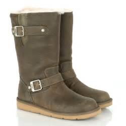 ugg womens kensington boots ugg khaki kensington womens calf boot