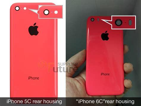 apple iphone 6c iphone 6c rear casing leaked rumor